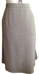 Jones New York Skirt Gray