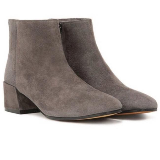 Vince Pewter Ostend Boots/Booties Size