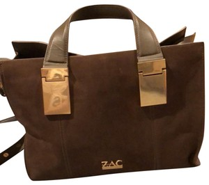Zac Posen Satchel in Olive Green