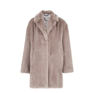 Whistles Fur Coat
