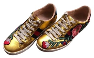 Gucci Gold Athletic
