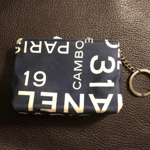 Chanel Chanel Coin Card Key Pouch Wallet