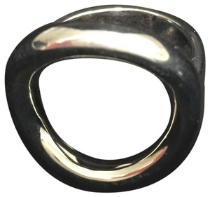 Christofle Circle ring in sterling