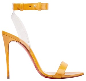 info for cdcb0 2ad2d Yellow Christian Louboutin Pumps High 3