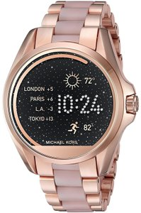 Michael Kors Michael Kors Women's Rose Gold Blush Touchscreen Smartwach MKT5013