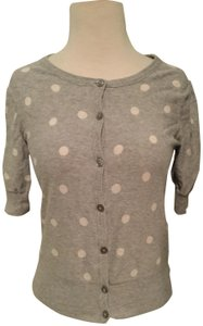 American Eagle Outfitters Polka Dot Cardigan