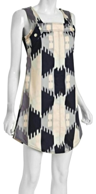 Marc Jacobs Multicolor Mid-length Work/Office Dress Size 8 (M) Marc Jacobs Multicolor Mid-length Work/Office Dress Size 8 (M) Image 1