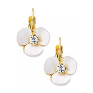Kate Spade Kate Spade Disco Pansy Earrings