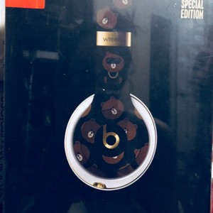 Beats By Dre solo 3 special LINE Bear Edition