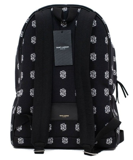 Saint Laurent Canvas Italy Ysl Backpack