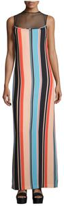 Multi color Maxi Dress by Opening Ceremony