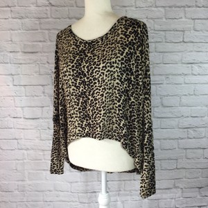 Black Bead Top black & tan