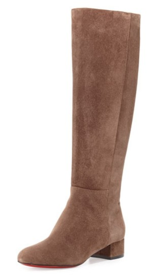 Preload https://img-static.tradesy.com/item/24529370/christian-louboutin-brown-new-liliboots-suede-knee-high-bootsbooties-size-eu-37-approx-us-7-regular-0-0-540-540.jpg