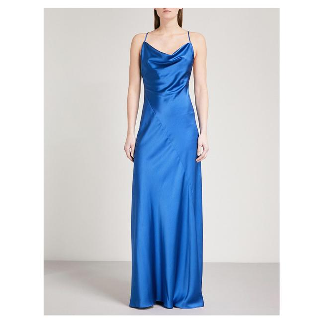Cowl Neck Satin Wedding Dresses: Diane Von Furstenberg Cove Cowl Neck Satin Bias Gown Long