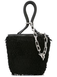 Alexander Wang Roxy Bucket Tote in BLACK