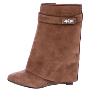 Givenchy Camel/Lighy Brown Boots