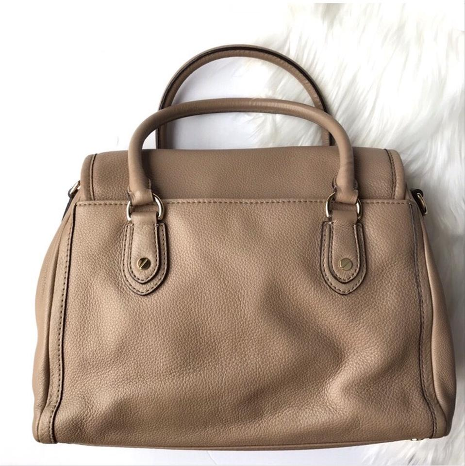 79414431d121a7 Michael Kors *final Day* Margo Leather Satchel - Tradesy