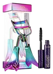 Tarte Picture Perfect Limited Edition Mermaid EyeLash Curler+Deluxe Mascara Set