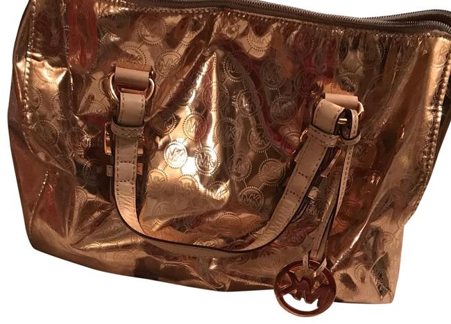 Item - Rose Gold Satchel
