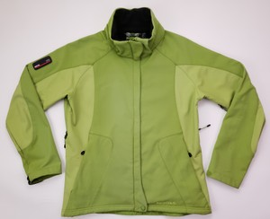 Marmot Softshell Pea Lime Green Jacket