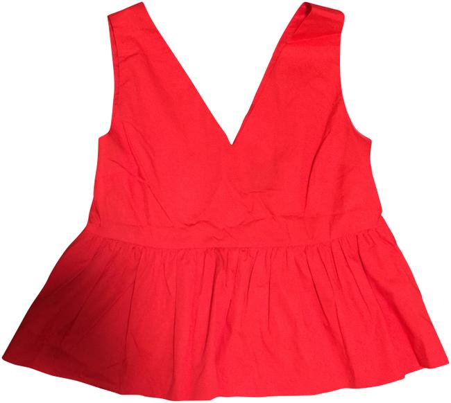 Item - Red Tank Top/Cami Size 12 (L)