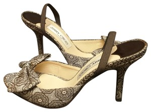 418f20b5ac75 Gold Jimmy Choo Formal Shoes - Up to 90% off at Tradesy