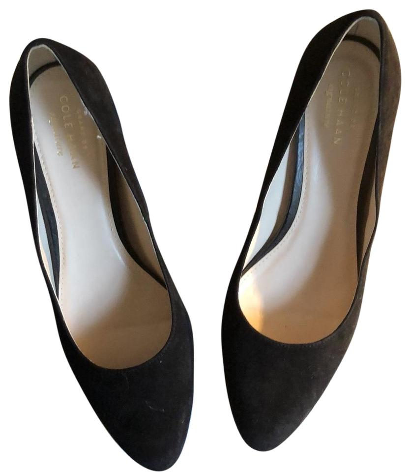 93c6b6e51d6 Black Grand Os Pumps