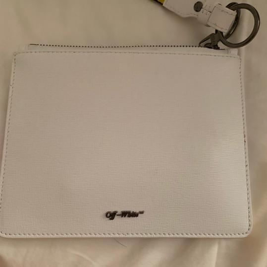 Off-White Wristlet in black and white Image 4