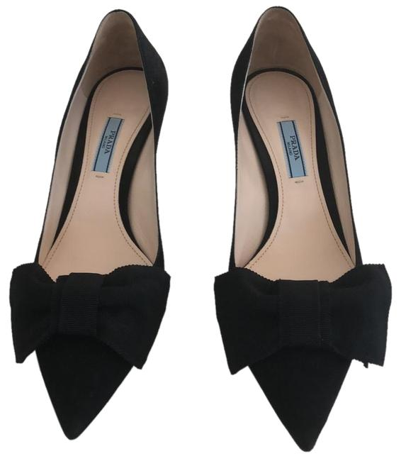 Prada Calzature Donna Formal Shoes Size EU 40 (Approx. US 10) Regular (M, B) Prada Calzature Donna Formal Shoes Size EU 40 (Approx. US 10) Regular (M, B) Image 1