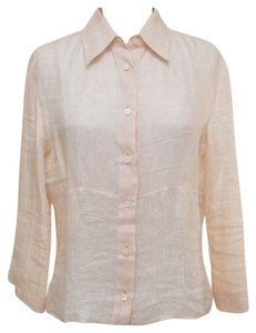 Chanel Top Light Peach