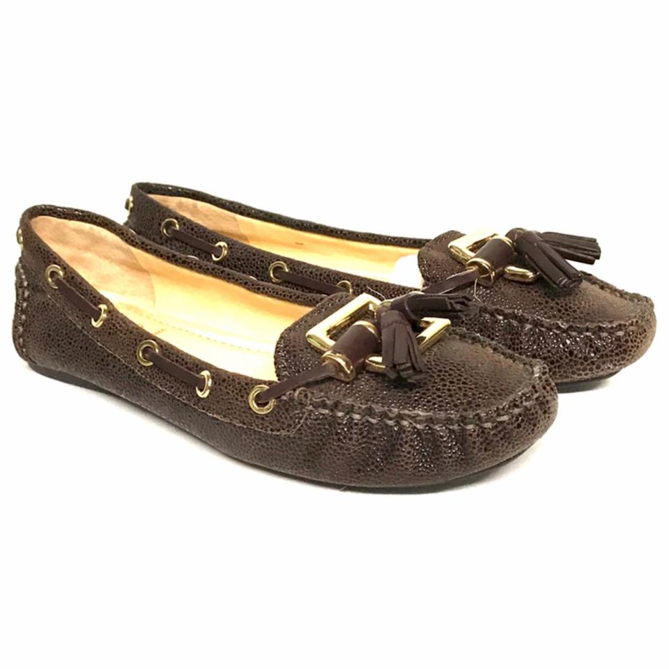 1f830fd4948 Vince Camuto Brown Vi-dakota Flats. Size  US 7.5 Regular (M ...