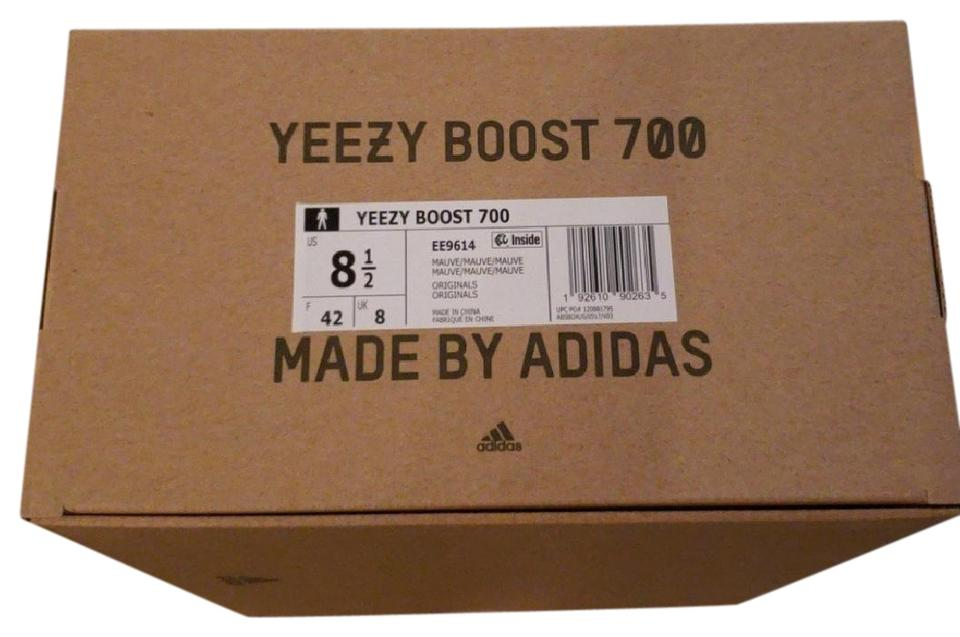 online store ae238 4b139 YEEZY Blue/Grey/Mauve Boost 700 Sneakers Size US 8.5 Regular (M, B)