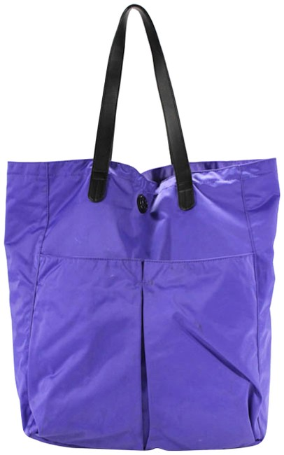 Item - Go with The Flow Power Purple Tote