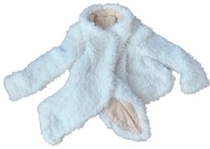 Free People Blanket Downcoat Fluffy Wintercoat Soft Fur Coat