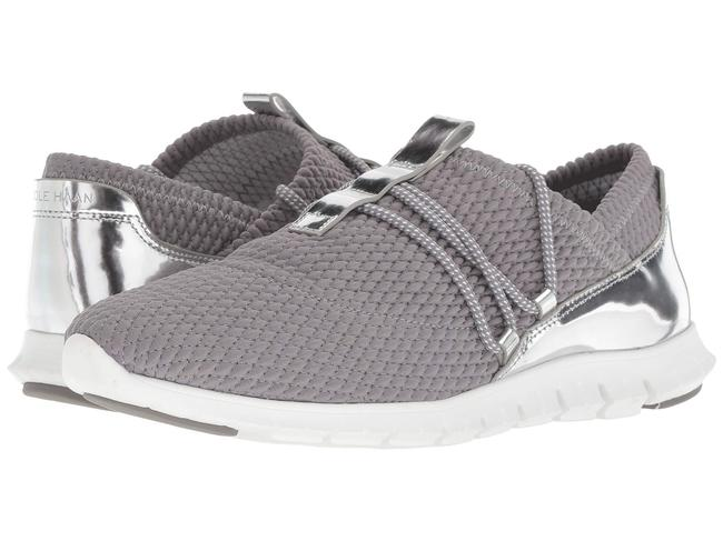 Item - Ironstone (Gray) Zerogrand Quilted Sneakers Size US 5 Regular (M, B)
