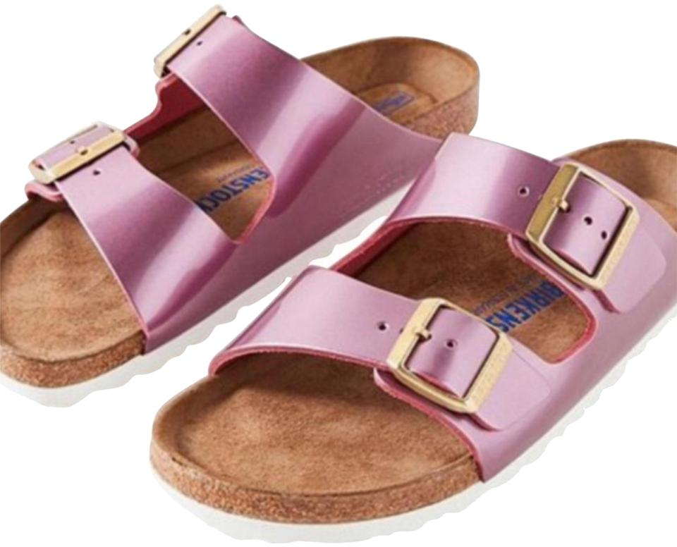 6f0c51afef7e Birkenstock Spectacular Leather Rose Sandals. Size  US 6 Narrow (AA ...
