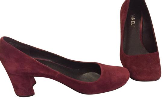 Preload https://img-static.tradesy.com/item/24533865/vaneli-red-burgundy-suede-pumps-size-us-6-wide-c-d-0-2-540-540.jpg