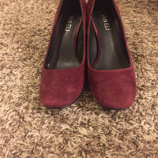 Vaneli red Pumps Image 1