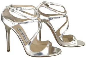 f0138f7b50d7 Jimmy Choo Lance Sandals - Up to 70% off at Tradesy