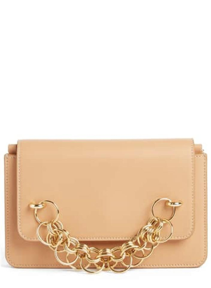 d8480abb558 Chloé Drew Bijoux Blush Pink Leather Cross Body Bag - Tradesy