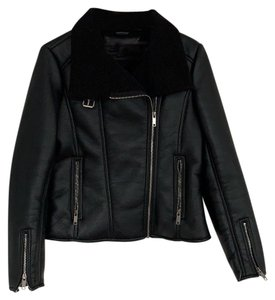 French Connection Motorcycle Jacket
