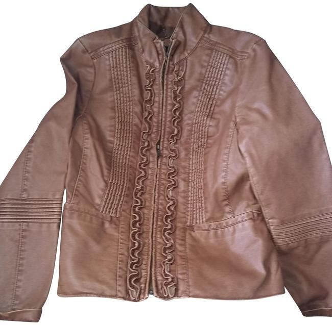 Item - Brown Classic Jacket Size 6 (S)