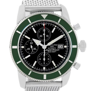 Breitling Breitling SuperOcean Heritage Limited Edition Green Bezel Watch A13320