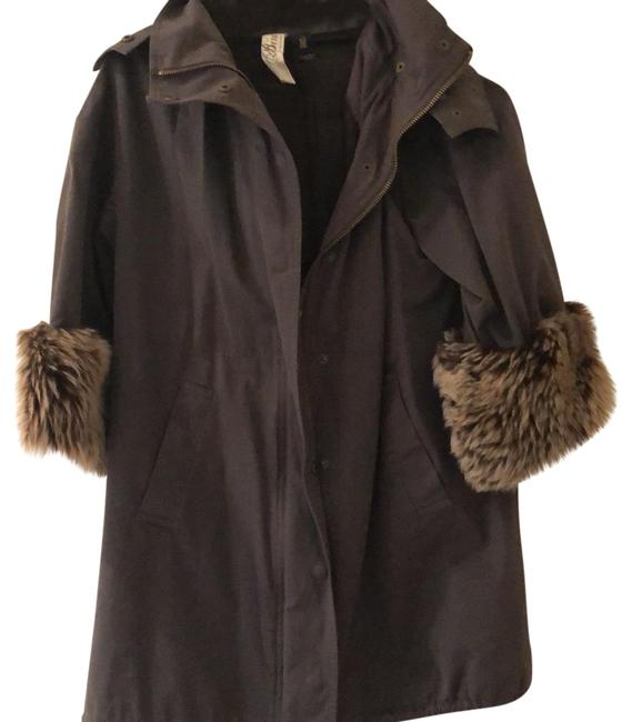 Item - Army Green By Juicy Couture Parka Coat Size 8 (M)