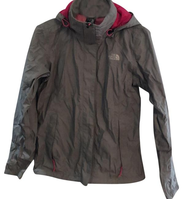 Item - Gray with Pink Interior 4501187826 Coat Size 4 (S)