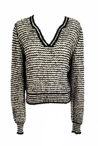 Chanel Textured Sweater