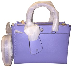 Tory Burch Bow Blue Travel Bag
