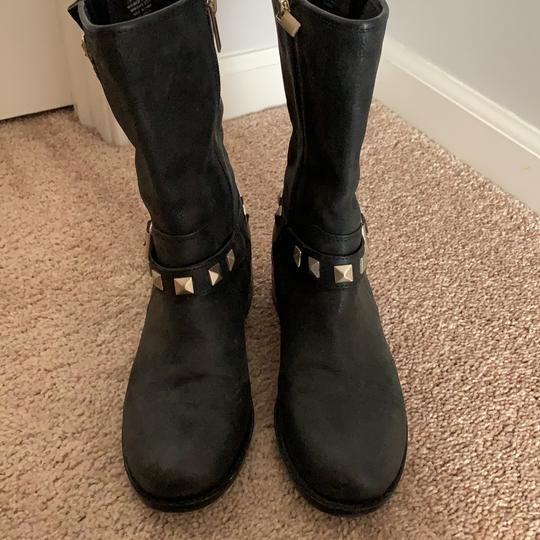 Gray Boots Image 1