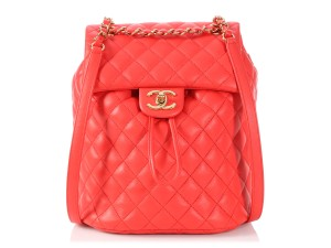 8f4317c787fe61 Chanel Ch.p1211.99 Gold Hardware Cc Drawstring Backpack