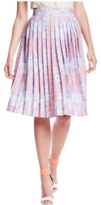 W118 by Walter Baker Skirt lilac and orange